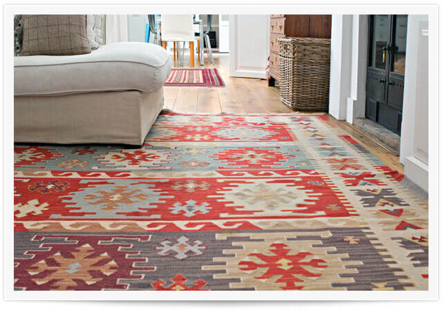 Area Rug Cleaning Service in Sonoma